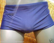 PALM BEACH Badehose Größe L/6 blau swim suit, Badeboxer, Kastenbadehose