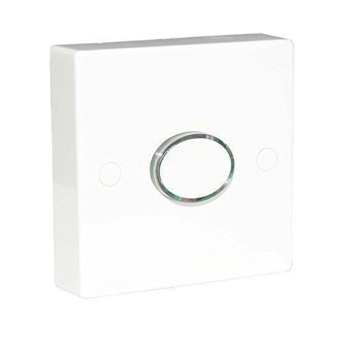 Time Delay 2 Wire Energy Saving lag switch PFCC Illuminated /& Adjustable