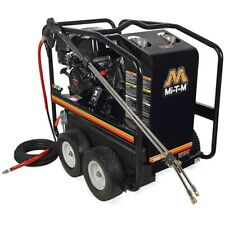 Mi T M Hsp 3504 3mgh 3500 Psi 33 Gpm Triplex Piston Direct Drive Ar Pump Hot