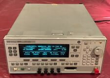 Hp 83630a 83630a 001 008 H53 8360 Series Synthesized Sweeper 10mhz To 265ghz