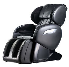 New Electric Full Body Shiatsu Massage Chair Foot Roller Zero Gravity w/Heat 55