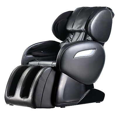 BestMassage Electric Full Body Massage Chair Foot Roller Zero Gravity w/Heat 55