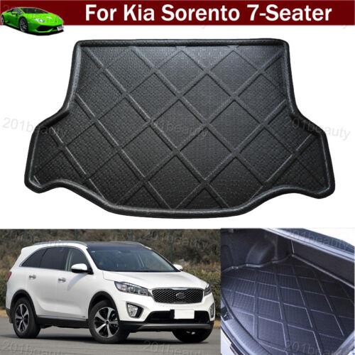 Car Mat Cargo Mat Cargo Liner Tray Floor Mat For Kia Sorento 7 Seater 2015-2019