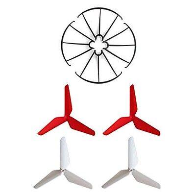 4Pcs 3-leaf Propeller Blades for Syma X5C X5A X5SC X5SW X5C-1 Spare Parts