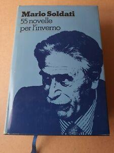 Libro 55 novelle per l'inverno - Mario Soldati