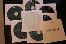 Apple Final Cut Studio 3 RETAIL - 3 installs