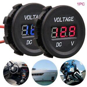 12V-24V-LED-Digital-Display-Voltmeter-DC-Voltage-Gauge-For-Car-Motorcycle