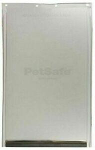 PetSafe PAC1111038 8-1/8x12-7/8 inch Replacement Flap Pet Door - Medium