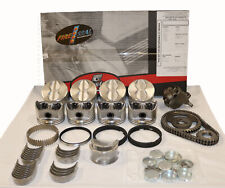 Small Block Fits Chevy 350 Sbc Engine Rebuild Kit 57 Chevrolet Overhaul