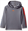 Under Armour Boys/' Active Hoodie Pullover Lightweight Graphite Gray  4 /& 5