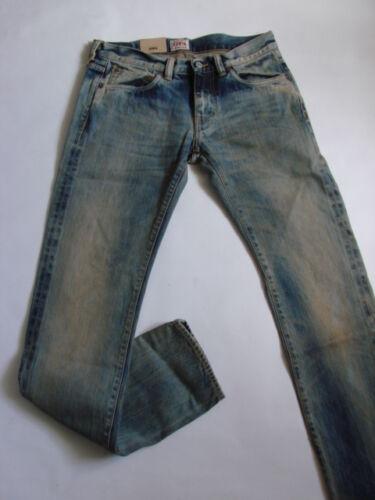 JEANS EDWIN  ED 80 SLIM i011307 3 rusty wash - selvage W30 L32