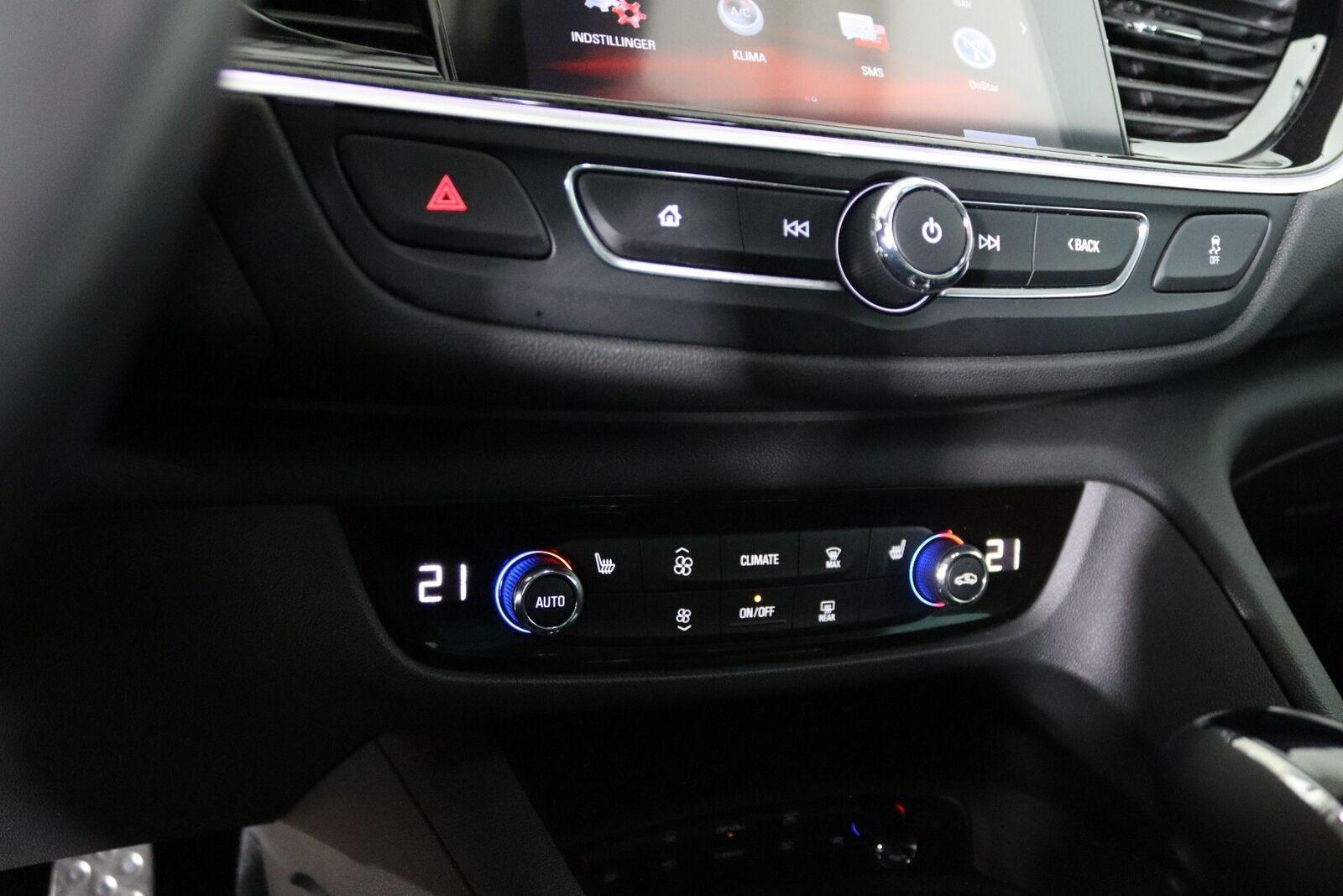 Opel Insignia 1,5 T 165 Dynamic ST aut. - billede 10