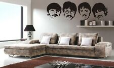 The Beatles Wall Decor Vinyl Decal Sticker Removable Kids Art DIY MULTI-COLORS