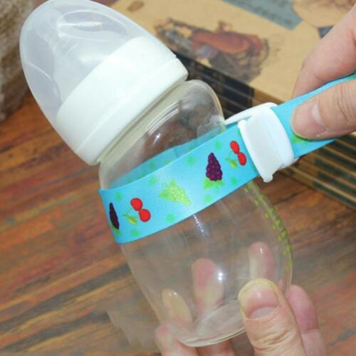 Fixed Rope Baby Bottle Toy Sippy Cup Holder Strap For Stroller Kids Toy P3