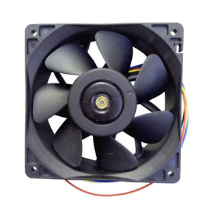 7000RPM-Cooling-Fan-Replacement-4-pin-Connector-For-Antminer-Bitmain-S7-S9-38CFM