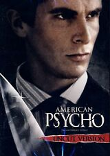 NEW DVD // American Psycho // CHRISTIAN BALE, REESE WITHERSPOON, CHLOE SEVIGNY