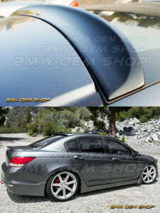 Painted Color 229 VRS Style Rear Roof Spoiler Wing For Acura TSX 2009~14 Sedan