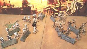 Brillant Star Wars Légion Core Box Set Pro Painted Made To Order-afficher Le Titre D'origine