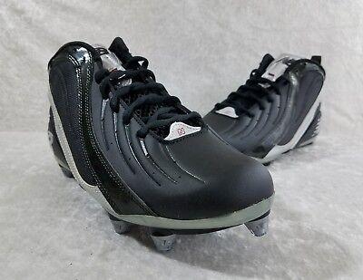 New Balance Mens MF992 Football Cleat,Black,8 D