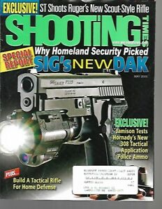 SHOOTING-TIMES-Magazine-May-2005-Why-Homeland-Security-Picked-SIG-039-s-New-DAK