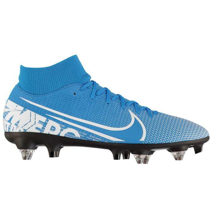 Nike Mercurial Superfly Academy DF Mens SG Football Stiefel UK 10 EUR 45 REF 5001