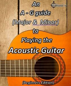 learn to play acoustic guitar dvd beginners tutorial lesson free gift ebay. Black Bedroom Furniture Sets. Home Design Ideas