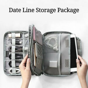 Electronic-Accessories-Organizer-Bag-Travel-Cable-USB-Charger-Storage-Portable
