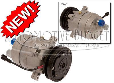 A//C Compressor w//Clutch for Bobcat Toolcats Excavators and Skidsteers NEW