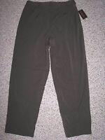 Rafaella Petites 2 Way Stretch Classic Fit Brown Dress Pants 12p Inseam 28.5