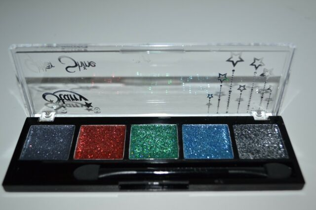 NEW Cosmetics Eye shadow Color Makeup Cream Glitter Eyeshadow Palette # 4