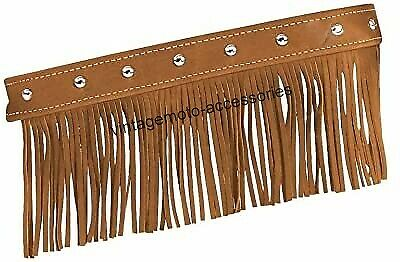 For Indian Chief Classic Cafe Racer Motorcycle Foot Pedal Trim Fringe 4 Colors