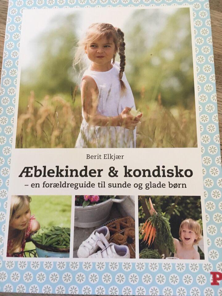 Æblekinder & kondisko, Berit Elkjær , emne: krop og sundhed