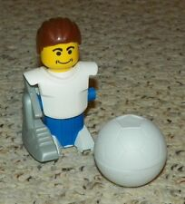 LEGO 7923 - McDonald's Sports Set Number 1 - White Soccer Player