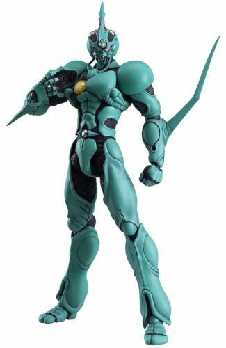 The Bioboosted Armor Guyver I Figure Max Factory from Japan figma 231 Guyver