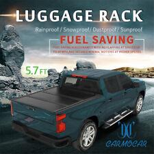 Dodge Ram 1500 Tri Fold Lockable Black Tonneau Cover Oem Mopar For Sale Online Ebay