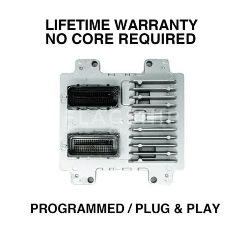 Engine Computer Programmed Plug/&Play 2008 Saturn Aura 12618031 2.4L PCM ECM ECU