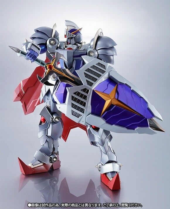 METAL METAL METAL ROBOT SPIRIT SD Gundam Gaiden KNIGHT GUNDAM REAL TYPE Ver Figure BANDAI 7cdc84
