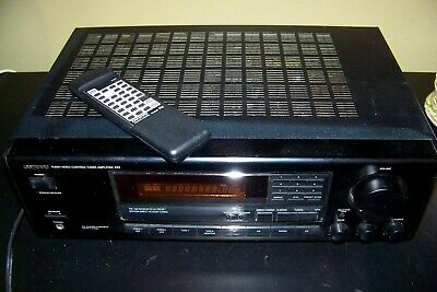 Pyle 500 Watts Stereo Receiver AM-FM Tuner #PT4601AIU