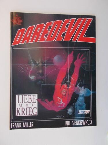 Daredevil Liebe und Krieg Band 5 1 Feest Graphic Novel Comic // Z