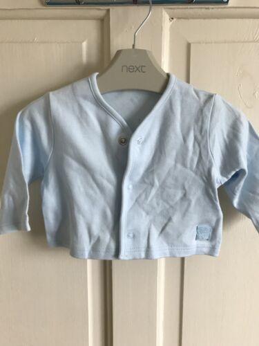 3 Months BNWOT Marks /& Spencer Blue Cardigan// Jacket Size Newborn