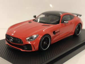 Almost Real 420708 Mercedes AMG Gt R 2017 red 1 43 Echelle Limité