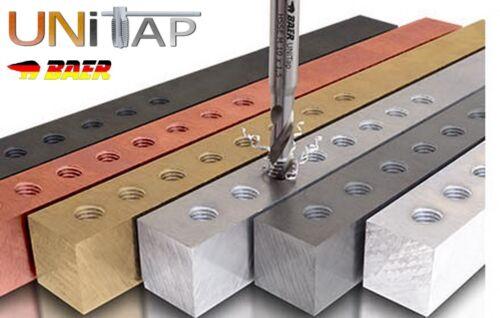 Legierungen Gewindebohrer UNITAP Maschinengewindebohrer für TITAN Nickel