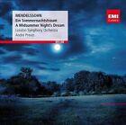 Mendelssohn: A Midsummer Night's Dream (CD, Apr-2012, EMI Classics)