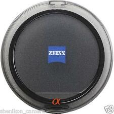 New Unused Sony Carl Zeiss T* 62mm VF-62MPAM UV MC Protector Filter With Case