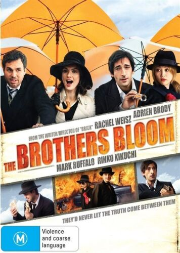 1 of 1 - The Brothers Bloom (DVD, 2010)