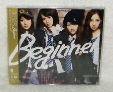 AKB48 Beginner 2010 Taiwan Limited CD+DVD Ver.A