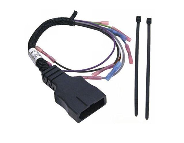 Western 9-pin Harness Repair Kit Plow Side 49317 on
