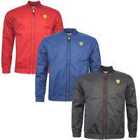 Puma Scuderia Ferrari Sf Mens Full Zip Lightweight Jackets (761475 U24)