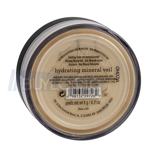 bare escentuals bareminerals hydrating mineral veil finishing powder