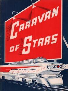 THE-SUPREMES-DIANA-ROSS-1963-CARAVAN-OF-STARS-TOUR-PROGRAM-BOOK-BOOKLET-EX